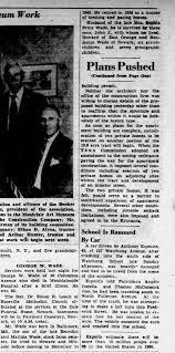 George W Wade obituary - Newspapers.com