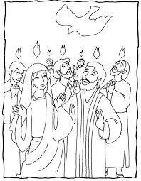 Small Picture Pentecost several coloring pages great ideas Hobbies Church