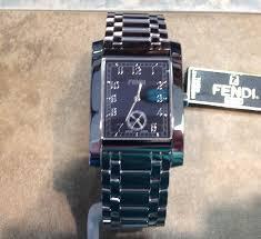 f705110 men s fendi pawn shop inventory watches epawnmarket fendi men s watch model f705110
