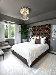 master bedroom decorating ideas gray. Master Bedroom Ideas With Grey Walls Fantastic Wall Art Design Unique Brown Extra High Headboard Decorating Gray