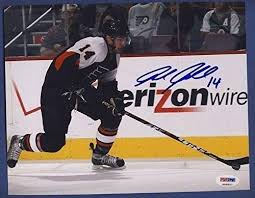 Andreas Nodl Philadelphia Flyers Signed 8X10 Photo PSA/DNA 132543 at  Amazon's Sports Collectibles Store