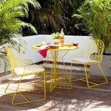 DIY Patio Furniture Redo