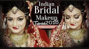 indian bridal makeup tutorial tradi