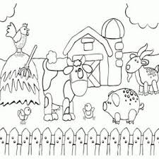 Small Picture Baby Farm Animal Coloring Pages Only Babyfarmanimalcoloringpages adult