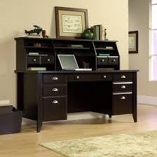 espresso shaker executive computer desk w hutch 599 00