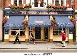 Image result for freemasons arms pub sign
