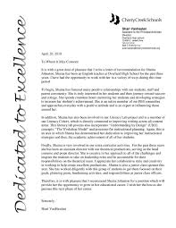 write letter recommendation college student new example letter recommendation teacher 11 of for