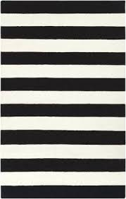 black and white striped rug custom frontier ft area rug black and white striped area rug