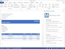 Datasmith Mail Merge Tables