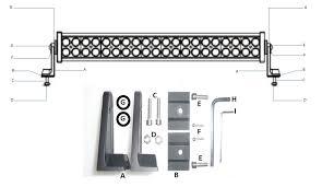 wiring diagram for a led light bar wiring image installing instructions on wiring diagram for a led light bar
