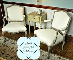 Serendipity Refined Blog: French Style Side Chair Makeover {Chalk ...