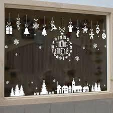 Lqz Weihnachten Fensterbild Fenstertattoo Festersticker