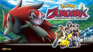 Pokemon Movie 13 Zoroark Mayajaal Ka Ustaad Hindi - Tamil - Telugu Dubbed  Download FHD