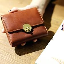 cute leather small wallet purse handmade clutch for women boutique womens brown kids room decor