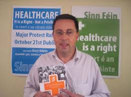 Gallagher calls for Dublin West support for health rally | An Phoblacht