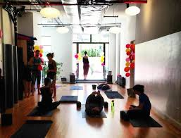 opening day at the new goodyoga in greenpoint photo goodyoga