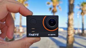 <b>ThiEYE T5 Pro</b> 4K60FPS Action Camera Review – Redskull