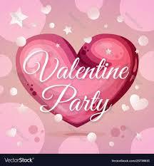 Invitation Layout Free Valentine Party Invitation Layout