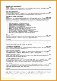 public relations resume example public relations resume examples best of 43 elegant sample
