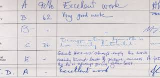 Report Card Comments for Math   b  cca c             Blog png