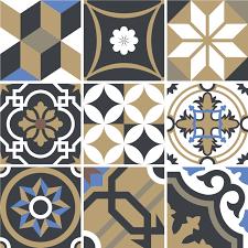 Fliesenaufkleber Für Küche Badezimmer Orientalisch Geometrisch