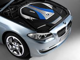 BMW ActiveHybrid 5 coming to dealerships in Spring 2012