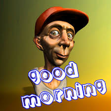 funny good morning es images