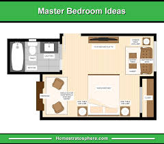 master bedroom with en suite bathroom 2 seating areas and a closet