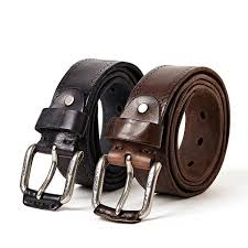 fashion belts solid vintage 100 real cowhide genuine leather mens belt male luxury pin buckle