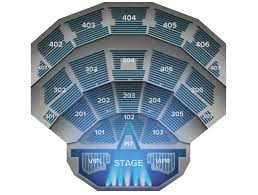 Park Mgm Aerosmith Seating Chart 36 Judicious Park Theatre Seating Chart