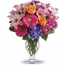 wondrous wishes by teleflora in valdosta ga nature s splendor