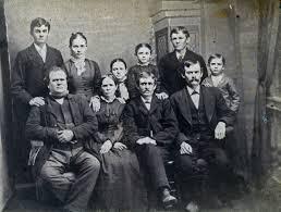 Rice Genealogy Family Tree of Southern Illinois, Tennessee, North Carolina