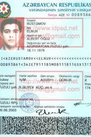 Passport Azerbaijan Food net Psd Junk Template idpsd Www d5q85w6