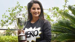 sania mirza conferred rajiv gandhi khel ratna award the  sania mirza recommended for rajiv gandhi khel ratna award