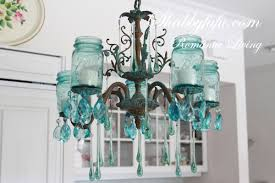 mason jar chandelier with vintage blue mason jars mason jar lights mason jar light