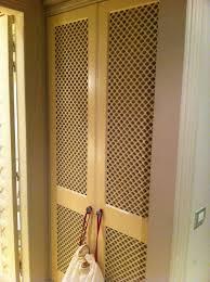 Cabinet Door Mesh Inserts Ideas On Door Cabinet