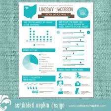 infographic resume design custom colors available set yourself personalized infographic resume design custom colors available set yourself apart 75 00 via