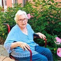Obituary | Ruth Alice Holdren of Beloit, Kansas | Melby Mortuary
