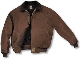 Carhartt Jackets: Carhartt Sandstone Duck Santa Fe Jackets ... & Carhartt Sandstone Duck Santa Fe Jackets - Quilted Flannel Lined - Mens Adamdwight.com