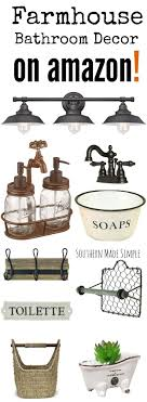 M And S Bathroom Accessories 25 Best Ideas About Farmhouse Bathroom Accessories On Pinterest