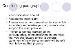 conclusion paragraph persuasive essay writing a conclusion paragraph for a persuasive essay by julie