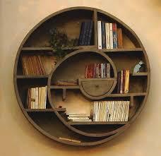 Full Size of Decorating Ideas:wonderful Circular Bookshelf With More Book  Ideas Wonderful Circular Bookshelf ...