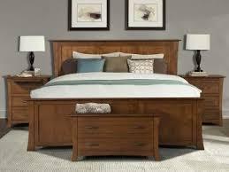 A America Furniture Grant Park 4 Piece Panel Bedroom Set In Pecan  CODE:UNIV20 For ...