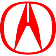 Red acura icon - Free red car logo icons