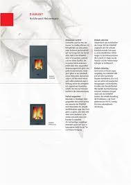 Produkt Info Feurige Herzen Diamant Kachelofen
