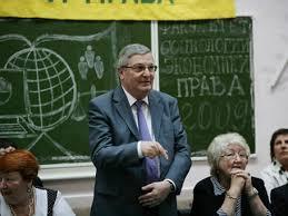 В России каждая пятая диссертация плагиат Александр Данилов уволен из МПГУ после скандала с диссертациями Фото cpk mpgu
