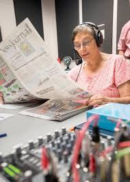 Pensacola 'Sightline' volunteers read to blind 365 days a year