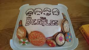 My Girlfriend Just Baked Me The Best Birthday Cake Beatles