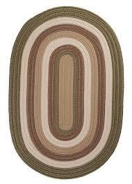 area rugs brooklyn moss braided indoor outdoor area rug