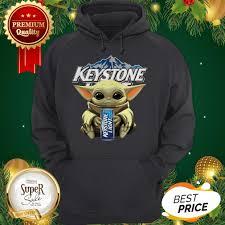 Keystone Light Sweatshirt Yoda Baby Hugs Keystone Light Shirt Togethertee Custom T